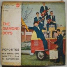 Discos de vinilo: DIAMOND BOYS - POPOTITOS. Lote 53827924