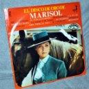 "Discos de vinilo: MARISOL - LP VINILO 12"" - EDITADO EN MÉXICO / MÉJICO - EL DISCO DE ORO - 12 TRACKS - ZAFIRO / DIANA. Lote 53828982"