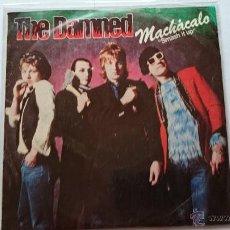 Discos de vinilo: THE DAMNED (UK PUNK) - SMASH IT UP (MACHACALO) / BURGLAR (LADRON) (1979). Lote 53831590