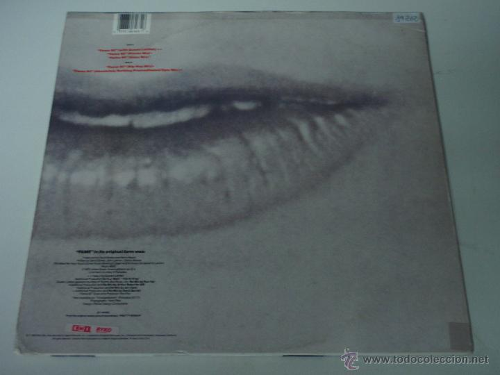 Discos de vinilo: DAVID BOWIE FILM PRETTY WOMAN ( FAME 90 ) USA-1990 LP33 EMI - Foto 2 - 5039459