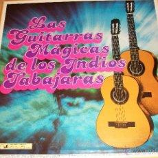 Discos de vinilo: LAS GUITARRAS MAGICAS DE LOS INDIOS TABAJARAS-8 LP-CON SU CAJA ORIGINAL. Lote 53843055