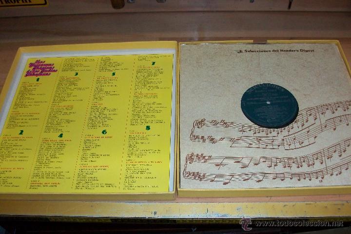 Discos de vinilo: LAS GUITARRAS MAGICAS DE LOS INDIOS TABAJARAS-8 LP-CON SU CAJA ORIGINAL - Foto 2 - 53843055