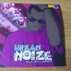 Discos de vinilo: NOIZE. BUM BAM BOOM.URBAN MAXI 12. Lote 53843797