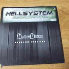 Discos de vinilo: HELLSYSTEM. HUSTLERS E.P. MAXI 12. Lote 53843908