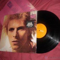 Discos de vinilo: DAVID BOWIE - SPACE ODDITY LP 1973 EDICION ESPAÑOLA CON ENCARTE ORIGINAL. Lote 53845379