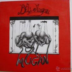 Discos de vinilo: BETI MUGAN- MUGAN- SPANISH PUNK LP 1992 + INSERT- COMO NUEVO.. Lote 53858073