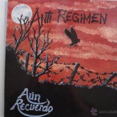 Discos de vinilo: ANTI REGIMEN- AUN RECUERDO- LP 1990 + ENCARTE + POSTER ORIGINAL- COMO NUEVO.. Lote 53858931