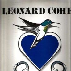 Discos de vinilo: LP LEONARD COHEN : THE FUTURE . Lote 53872605