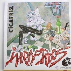 Discos de vinilo: CICATRIZ- INADAPTADOS- LP 1986 + ENCARTE- COMO NUEVO.. Lote 53880234