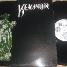Discos de vinilo: KEMPION (BROADSIDE RECORDS-1977) OG ENGLAND. Lote 46192774