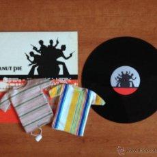 Discos de vinilo: PEANUT PIE (1996 RCA COSMOS LOS PLANETAS POP CIRCULO PRIMIGENIO DJ SIDERAL). Lote 53886521