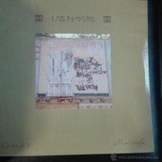 Discos de vinilo: LAS NOVIAS CERCA DE TI MAXI MERCURY 866 425-1 ESPAÑA 1992 ZARAGOZA BUNBURY FANGORIA BIG TOXIC. Lote 53887106