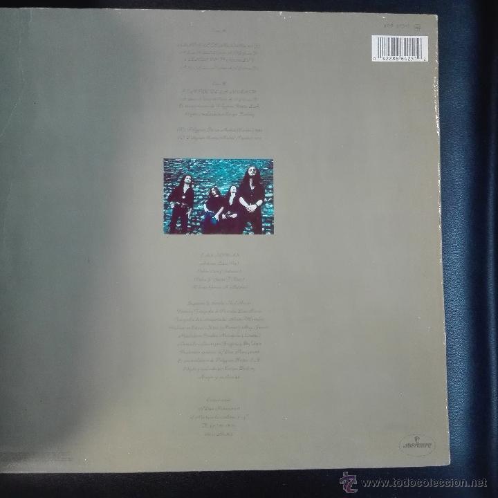 Discos de vinilo: LAS NOVIAS CERCA DE TI MAXI MERCURY 866 425-1 ESPAÑA 1992 ZARAGOZA BUNBURY FANGORIA BIG TOXIC - Foto 2 - 53887106
