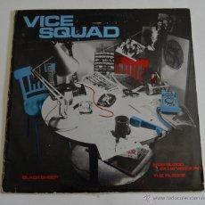 Discos de vinilo: VICE SQUAD - BLACK SHEEP. Lote 53889125