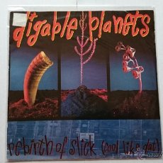 Discos de vinilo: DIGABLE PLANETS - REBIRTH OF SLICK (COOL LIKE DAT) / REBIRTH OF SLICK (ALBUMIX) (EDIC. ALEMANA 1992). Lote 53891679