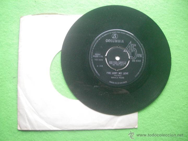 DONALD PEERS PLEASE DON´T GO SINGLE UK 1968 PDELUXE (Música - Discos - Singles Vinilo - Pop - Rock Extranjero de los 50 y 60)