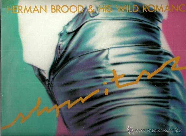 HERMAN BROOD & WILD ROMANCE LP SELLO ARIOLA AÑO 1978 EDITADO EN ESPAÑA (Música - Discos - LP Vinilo - Pop - Rock - Extranjero de los 70)