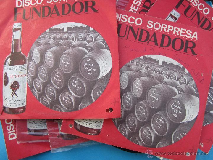 14 DISCOS SORPRESA FUNDADOR , ESTAN BIEN (Música - Discos de Vinilo - Maxi Singles - Otros estilos)