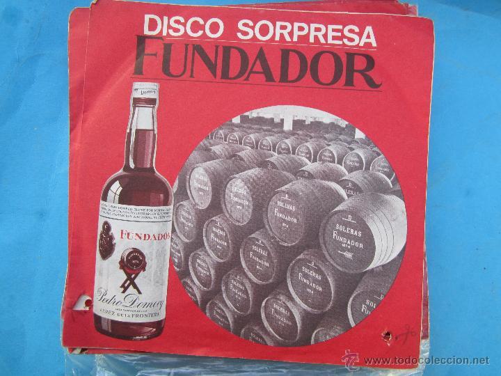 Discos de vinilo: 14 discos sorpresa fundador , estan bien - Foto 2 - 53911862