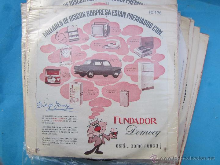 Discos de vinilo: 14 discos sorpresa fundador , estan bien - Foto 3 - 53911862