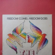 Discos de vinilo: THE FORTUNES. FREEDOM COMES, FREEDOM GOES. Lote 53928527