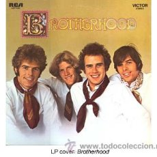 Discos de vinilo: 1º LP ORIG USA 1968 BROTHERHOOD (EX-PAUL REVERE) SUPER PSICOD M/M RECIÉ DESPRECINTADO, NUEVO. Lote 53942043