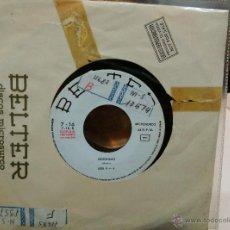 Discos de vinilo: LOS 5 LATINOS EP TE AMO Y TE AMARÉ + LOS 4+4. GERONIMO. Lote 53942758