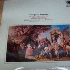 Discos de vinilo: JOAQUIN TURINA-ORQUESTA DE CONCIERTOS DE MADRID-ODON ALONSO. Lote 53953739