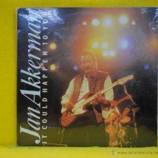 Discos de vinilo: JAN AKKERMAN - IT COULD HAPPEN TO YOU - LP. Lote 53956489