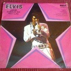 Discos de vinilo: ELVIS PRESLEY. Lote 53963764