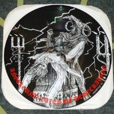 Discos de vinilo: ARCHGOAT - ANGELCUNT: TALES OF DESECRATION - PICTURE LP [BATTLE KOMMAND RECORDS, 2005]. Lote 53963815