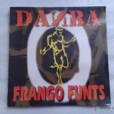 Disques de vinyle: DANBA - FRANGO FUNTS LP 1992 NUEVO PRECINTADO. Lote 53979748