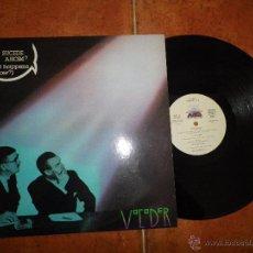 Discos de vinilo: VOCODER ¿ QUE SUCEDE AHORA ? WHAT HAPPENS NOW / RADIO MAXI SINGLE VINILO AÑO 1984 ESPAÑA TECHNO POP. Lote 53981378