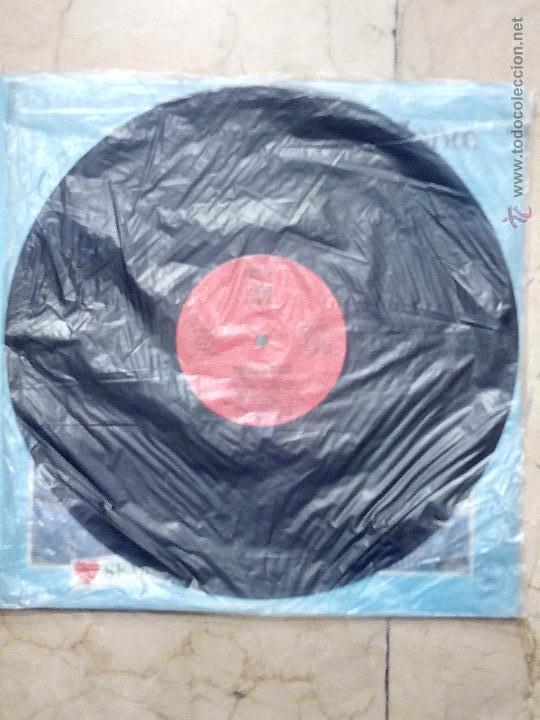 Discos de vinilo: LP MARÍA DEL MONTE - CÁNTAME SEVILLANAS - HORUS 1988. - Foto 3 - 53983059