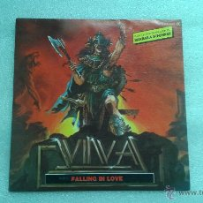 Discos de vinilo: VIVA - FALLING IN LOVE SINGLE 1984. Lote 53983436