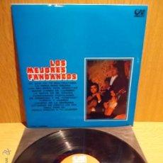 Discos de vinilo: LOS MEJORES FANDANGOS. VARIOS ARTISTAS. LP / GRAMUSIC - 1972. BUENA CALIDAD. ***/***. Lote 53986634