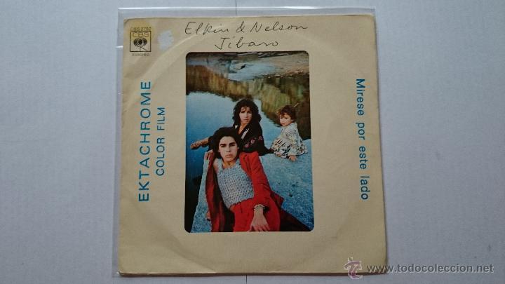 ELKIN & NELSON - JIBARO (APERITIVO) / MARCHA FINAL (1974) (Música - Discos - Singles Vinilo - Grupos y Solistas de latinoamérica)