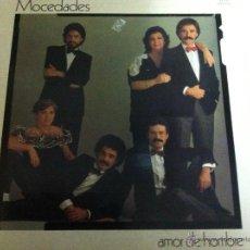 Discos de vinilo: MOCEDADES (AMOR DE HOMBRE - 1982). Lote 54004250