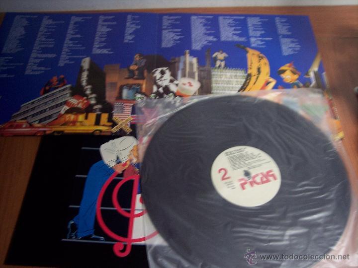 Discos de vinilo: LP ESTAN TOCANT LA NOSTRA COANÇÓ (EN EXCELENTE ESTADO) PICAP-1990 - Foto 2 - 54004255