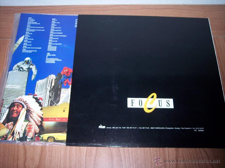 Discos de vinilo: LP ESTAN TOCANT LA NOSTRA COANÇÓ (EN EXCELENTE ESTADO) PICAP-1990 - Foto 4 - 54004255