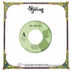 Discos de vinilo: THE SEE SEE - SONG FOR BILLY (NOVA SPRING, SPRING 16, SINGLE, LIMITADO, 2014) 300 COPIES, INSERTO. Lote 54008672