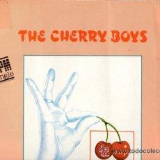 Discos de vinilo: THE CHERRY BOYS, KARDOMAH CAFE, MAXI-SINGLE SPAIN 1984. Lote 54011970