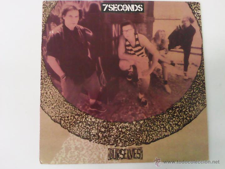 7 SECONDS - OUR SELVES (Música - Discos - LP Vinilo - Punk - Hard Core)