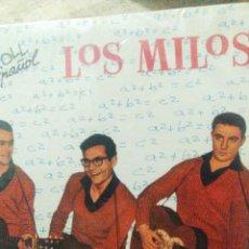 Discos de vinilo: DISCO DE LOS MILOS LP DE 1960 DISCO NUEVO PRECINTADO. Lote 54019659