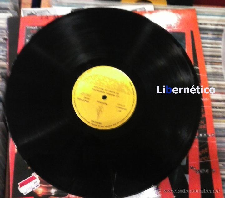 Discos de vinilo: La Movida Madrileña. LP Musikra Records 1984. EX, EX. - Foto 5 - 54023959