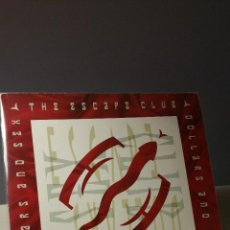 Discos de vinilo: THE ESCAPE CLUB DOLLARS AND SEX LP. Lote 54026259