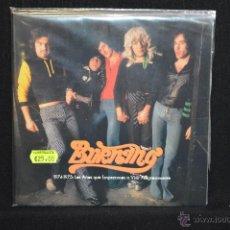 Discos de vinilo: BURNING - 1974-1975 - LOS AÑOS QUE EMPEZAMOSD A VIVIR PELIGROSAMENTE - DOBLE SINGLE MUNSTER . Lote 59624323