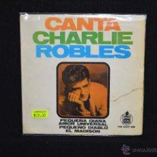 Discos de vinilo: CHARLIE - ROBLES PEQUEÑA DIANA +3 - EP. Lote 54035452