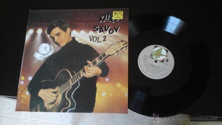 LP KURT SAVOY ROCK & ROLL ESPAÑOL (Música - Discos - LP Vinilo - Solistas Españoles de los 50 y 60)
