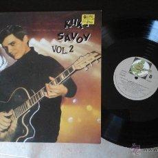 Discos de vinilo: LP KURT SAVOY ROCK & ROLL ESPAÑOL. Lote 54040150